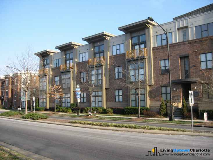 Charlotte Nc Downtown Apartments First ward charlotte condos uptown ...