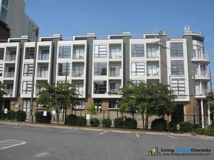 First Ward Charlotte Condos | Uptown & Downtown Charlotte Apartments ...